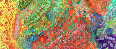 Painting - Soul Map II by Strangefire Art       Scylla Liscombe