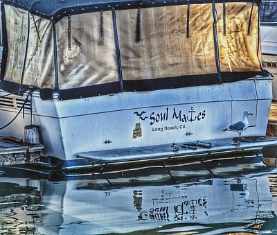 Photograph - Soul Mates by Bill Owen