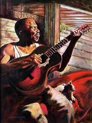 Soul Music Original by John Lautermilch