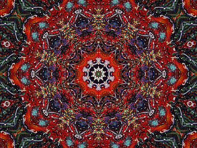 Soul Of The Universe Art Print