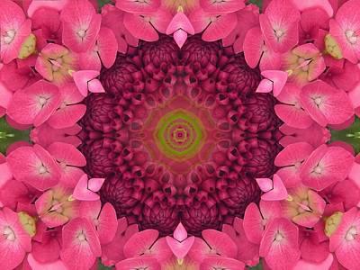 Digital Art - Soul Sister Mandala by Diane Lynn Hix