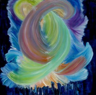 Painting - Soulmates by Andrea Vazquez-Davidson