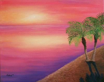 Painting - Soulmates by Rivkah Singh