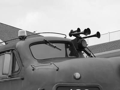 Photograph - Sound Machine by Bill Tomsa
