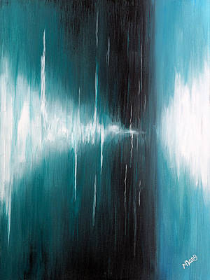 Painting - Hear The Sound by Michelle Joseph-Long