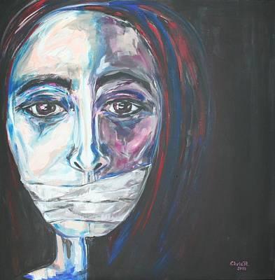 Sound Of Silence Art Print