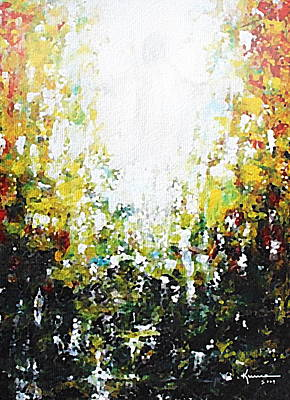 Mixed Media - Source Of Light by Kume Bryant
