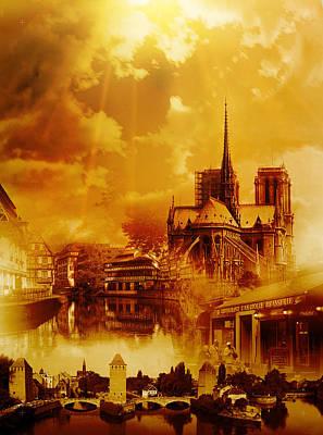 Rud#007 - France Original by Remus Ovidiu Udrescu