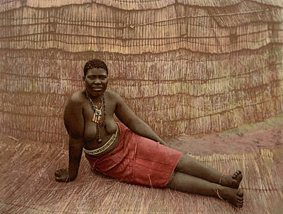 Photograph - South Africa, Zulu Beauty by Science Source