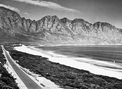 South Africa's Marine Drive Art Print