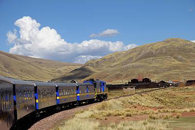 Cusco Photograph - South America, Peru, Cusco by Kymri Wilt