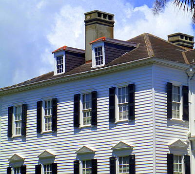 South Battery Beauty Art Print by Randall Weidner