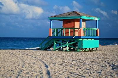 Photograph - South Beach 11 by Ricardo J Ruiz de Porras