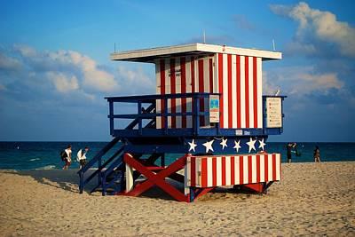 Photograph - South Beach 12 by Ricardo J Ruiz de Porras