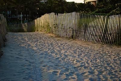Photograph - South Beach 13 by Ricardo J Ruiz de Porras