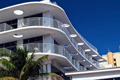 Photograph - South Beach 3 by Ricardo J Ruiz de Porras