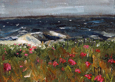 Mashpee Painting - South Cape Beach by Michael Helfen
