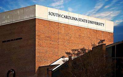 Photograph - South Carolina State University by Bob Pardue