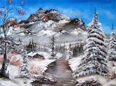 Painting - South Dakota Morning by Patrice Torrillo