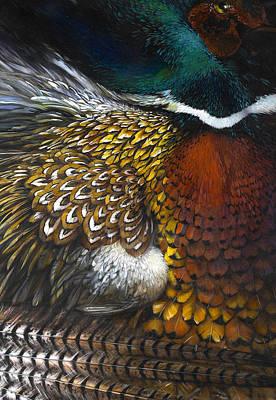 Painting - South Dakota Plumes by Lynette Yencho