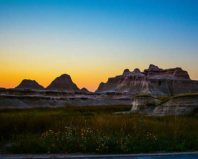 Robin Williams Photograph - South Dakota Sunrise by Robin Williams