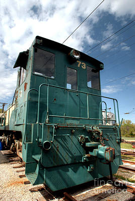 Photograph - South Elgin Trolley Museum 13 by Deborah Smolinske