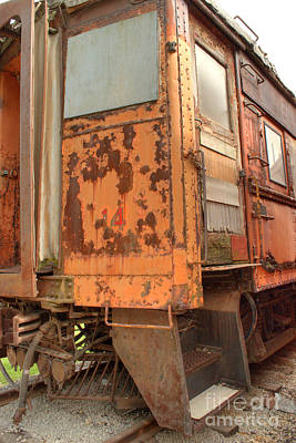 Photograph - South Elgin Trolley Museum 2 by Deborah Smolinske