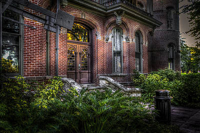 University Of Tampa Photograph - South Entry 2 by Marvin Spates