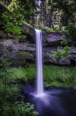 Photograph - South Falls by Dutch Ducharme