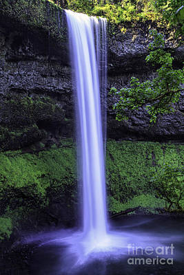 Photograph - South Falls II by Stuart Gordon