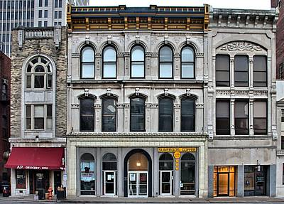 Photograph - South Fifth Street Louisville by Steven Richman