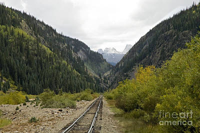 Photograph - South From Silverton by Tim Mulina