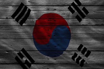 South Korea Photograph - South Korea by Joe Hamilton