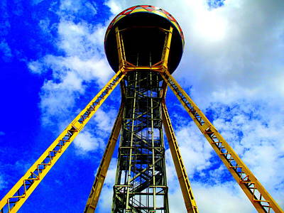 Photograph - South Of The Border Observation Tower by Randall Weidner