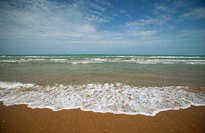 Photograph - South Padre Island II by Randy Green