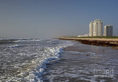 Photograph - South Padre Island by Jim West