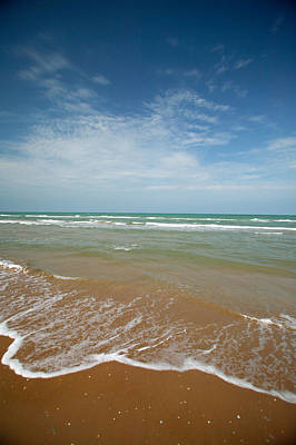 Photograph - South Padre Island by Randy Green