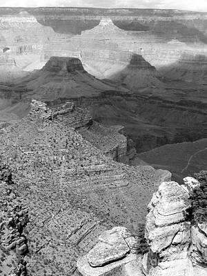 Photograph - South Rim by George Mount