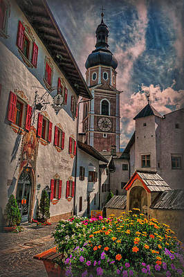 Photograph - South Tyrol by Hanny Heim