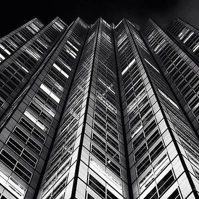 Architecturelovers Photograph - Southeast Financial Center - Miami ( by Joel Lopez