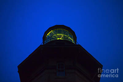 Block Island Photograph - Southeast Lighthouse On Block Island  by Diane Diederich