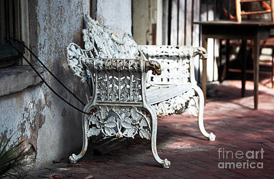 Photograph - Southern Antiques by John Rizzuto