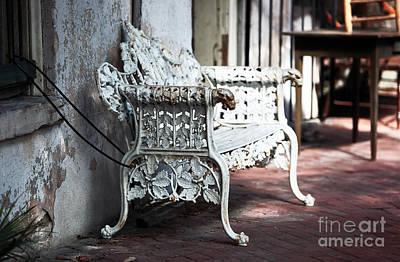 Georgia Artist Photograph - Southern Antiques by John Rizzuto