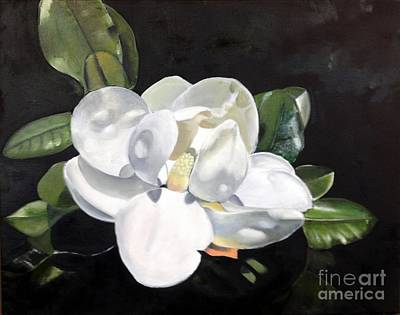 Painting - Southern Beauty 2 by Elaine Callahan