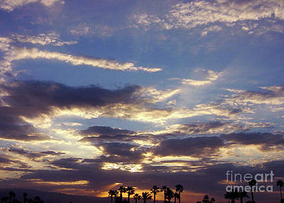 Photograph - Southern California Sunrise by Deborah Smolinske