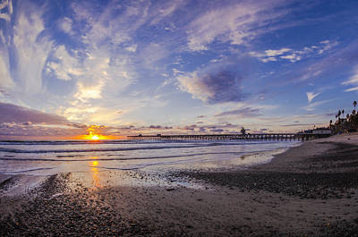 San Clemente Photograph - Southern California Winter by Sean Foster