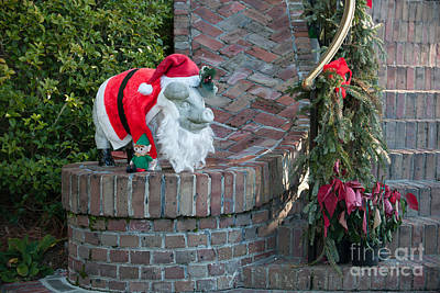 Photograph - Southern Christmas by Dale Powell