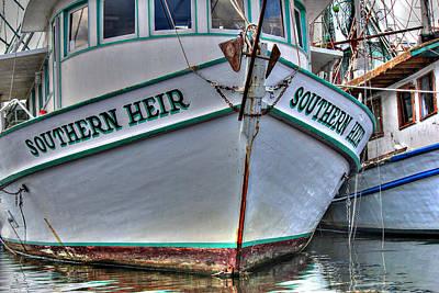 Southern Heir Art Print