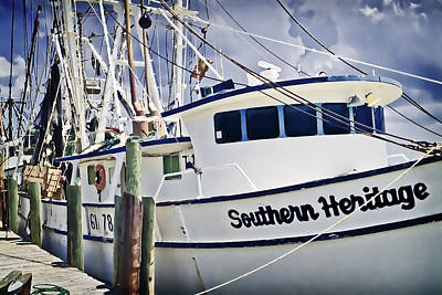 Photograph - Southern Heritage 2 by Patrick M Lynch