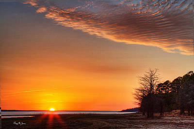 Photograph - Southern Lights-7 by Barry Jones